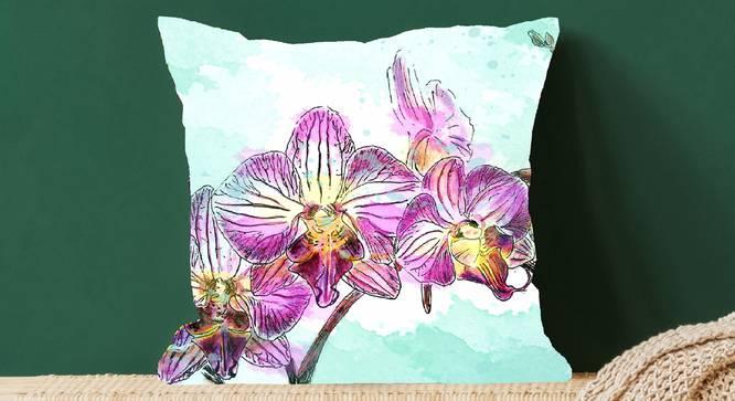 "Saldana Cushion Cover (41 x 41 cm  (16"" X 16"") Cushion Size) by Urban Ladder - Design 1 Full View - 322638"