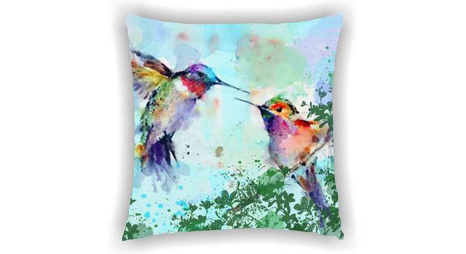 """Margo Cushion Cover (41 x 41 cm  (16"""" X 16"""") Cushion Size) by Urban Ladder - Front View Design 1 - 322643"""
