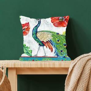 """Dulia Cushion Cover (41 x 41 cm  (16"""" X 16"""") Cushion Size) by Urban Ladder - Design 1 Full View - 322658"""