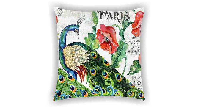 "Brent Cushion Cover (41 x 41 cm  (16"" X 16"") Cushion Size) by Urban Ladder - Front View Design 1 - 322663"