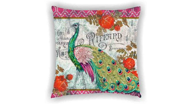 "Ambrose Cushion Cover (41 x 41 cm  (16"" X 16"") Cushion Size) by Urban Ladder - Front View Design 1 - 322667"