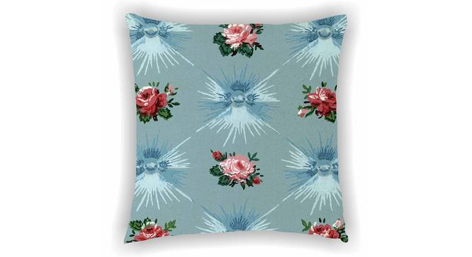 """Milner Cushion Cover (41 x 41 cm  (16"""" X 16"""") Cushion Size) by Urban Ladder - Front View Design 1 - 322681"""