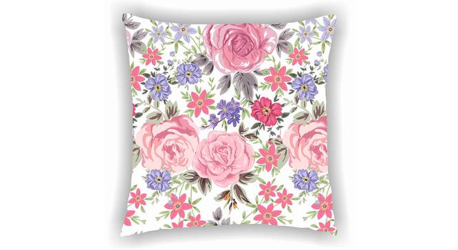 """Reece Cushion Cover (41 x 41 cm  (16"""" X 16"""") Cushion Size) by Urban Ladder - Front View Design 1 - 322695"""