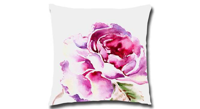 """Knowel Cushion Cover (41 x 41 cm  (16"""" X 16"""") Cushion Size) by Urban Ladder - Front View Design 1 - 322727"""