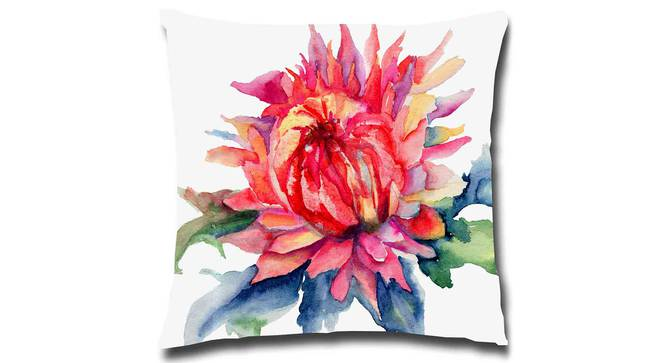 "Toth Cushion Cover (41 x 41 cm  (16"" X 16"") Cushion Size) by Urban Ladder - Front View Design 1 - 322731"