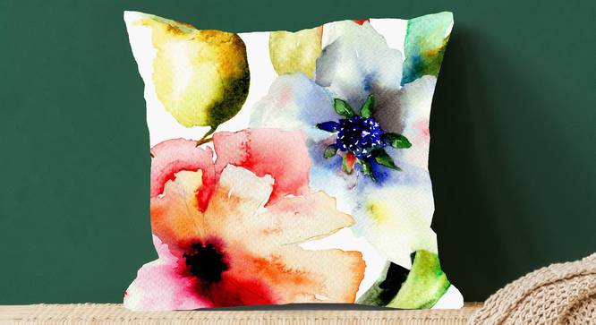 "Sell Cushion Cover (41 x 41 cm  (16"" X 16"") Cushion Size) by Urban Ladder - Design 1 Full View - 322742"