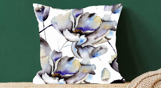 """Galin Cushion Cover (41 x 41 cm  (16"""" X 16"""") Cushion Size) by Urban Ladder - Design 1 Full View - 322750"""