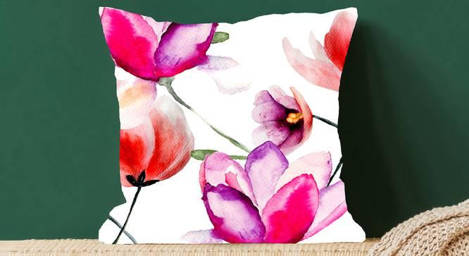 """Mariel Cushion Cover (41 x 41 cm  (16"""" X 16"""") Cushion Size) by Urban Ladder - Design 1 Full View - 322758"""