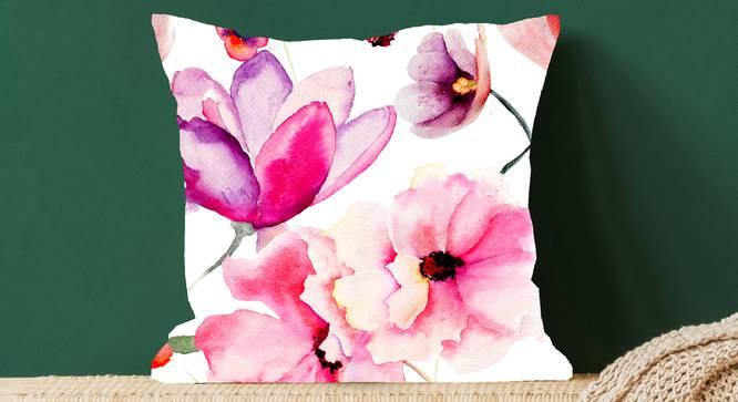 "Berg Cushion Cover (41 x 41 cm  (16"" X 16"") Cushion Size) by Urban Ladder - Design 1 Full View - 322762"
