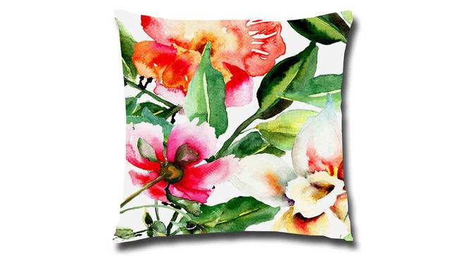 "Nisha Cushion Cover (41 x 41 cm  (16"" X 16"") Cushion Size) by Urban Ladder - Front View Design 1 - 322770"