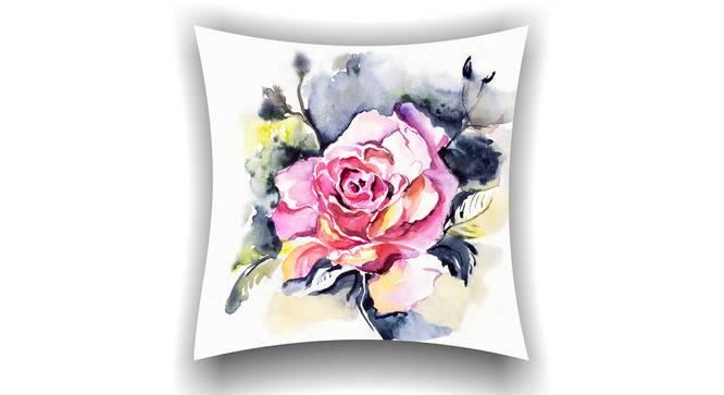 "Keegn Cushion Cover (41 x 41 cm  (16"" X 16"") Cushion Size) by Urban Ladder - Front View Design 1 - 322841"