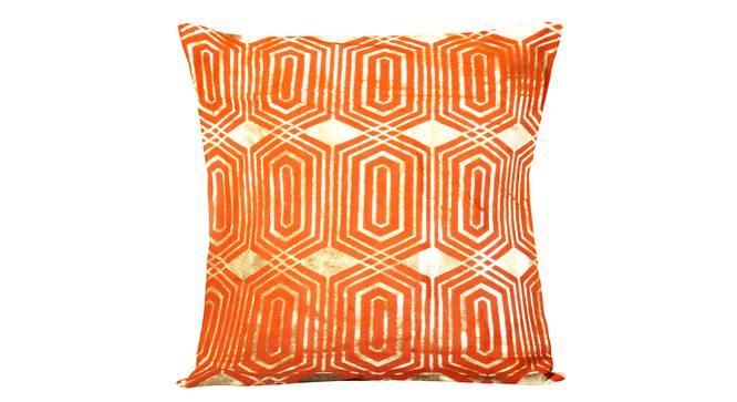 "Burk Cushion Cover (41 x 41 cm  (16"" X 16"") Cushion Size) by Urban Ladder - Front View Design 1 - 322873"