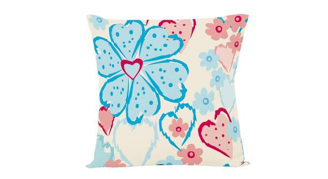 "Dena Cushion Cover (41 x 41 cm  (16"" X 16"") Cushion Size) by Urban Ladder - Front View Design 1 - 322892"