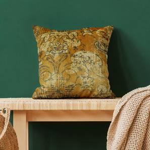 """Alva Cushion Cover (41 x 41 cm  (16"""" X 16"""") Cushion Size) by Urban Ladder - Design 1 Full View - 322965"""
