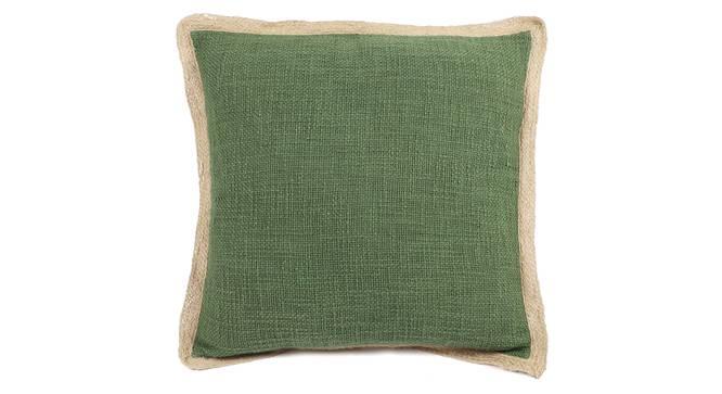 "Fras Cushion Cover (41 x 41 cm  (16"" X 16"") Cushion Size) by Urban Ladder - Front View Design 1 - 322990"