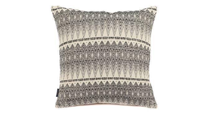 "Hite Cushion Cover (41 x 41 cm  (16"" X 16"") Cushion Size) by Urban Ladder - Front View Design 1 - 323008"