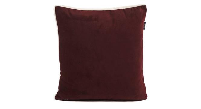 "Eva Cushion Cover (41 x 41 cm  (16"" X 16"") Cushion Size) by Urban Ladder - Front View Design 1 - 323020"