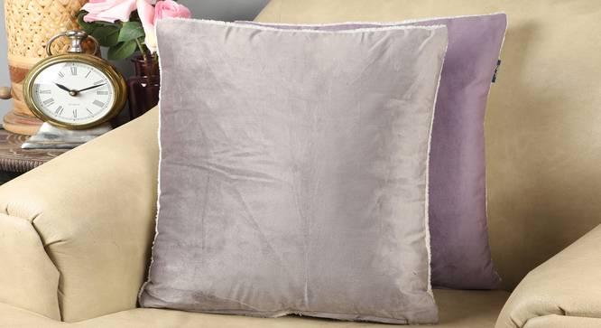 "Kera Cushion Cover (41 x 41 cm  (16"" X 16"") Cushion Size) by Urban Ladder - Design 1 Full View - 323027"