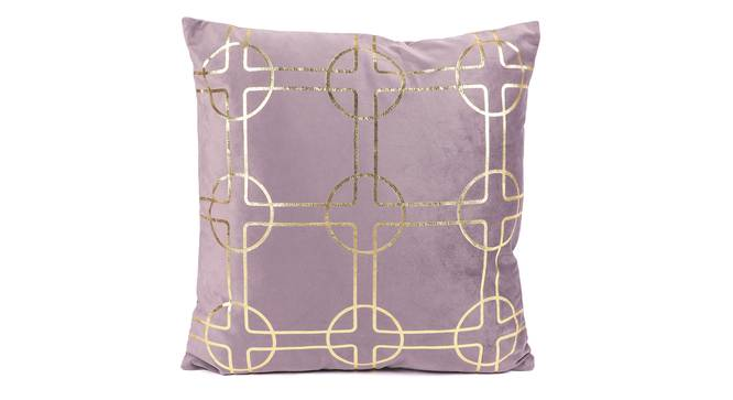 "Cinthia Cushion Cover (41 x 41 cm  (16"" X 16"") Cushion Size) by Urban Ladder - Design 1 Full View - 323064"