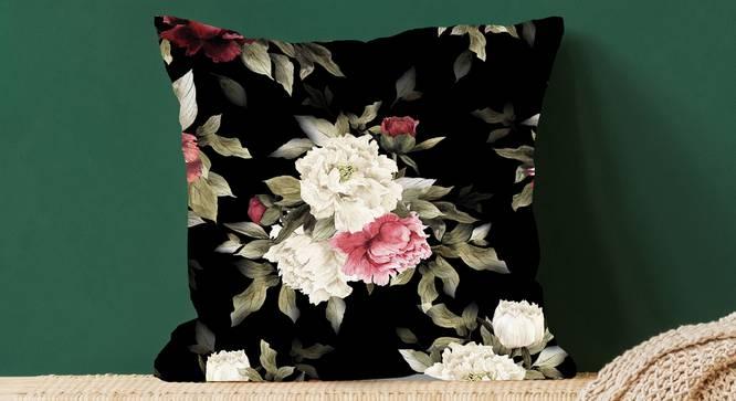 """Becki Cushion Cover (41 x 41 cm  (16"""" X 16"""") Cushion Size) by Urban Ladder - Design 1 Full View - 323079"""
