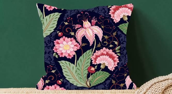 """Lucia Cushion Cover (41 x 41 cm  (16"""" X 16"""") Cushion Size) by Urban Ladder - Design 1 Full View - 323203"""