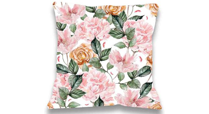 """Helen Cushion Cover (41 x 41 cm  (16"""" X 16"""") Cushion Size) by Urban Ladder - Front View Design 1 - 323208"""