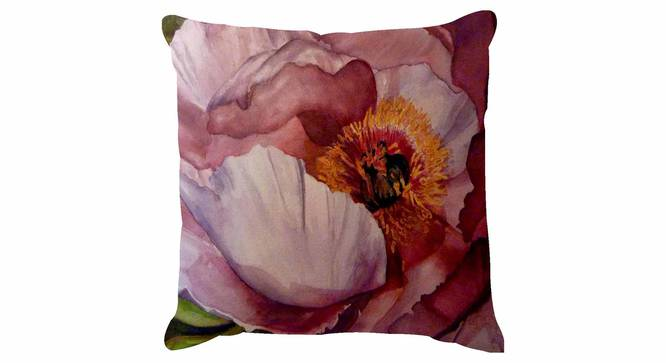 """Gina Cushion Cover (Green, 41 x 41 cm  (16"""" X 16"""") Cushion Size) by Urban Ladder - Front View Design 1 - 323252"""