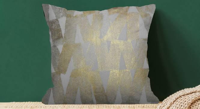 """Rosa Cushion Cover (41 x 41 cm  (16"""" X 16"""") Cushion Size) by Urban Ladder - Design 1 Full View - 323291"""