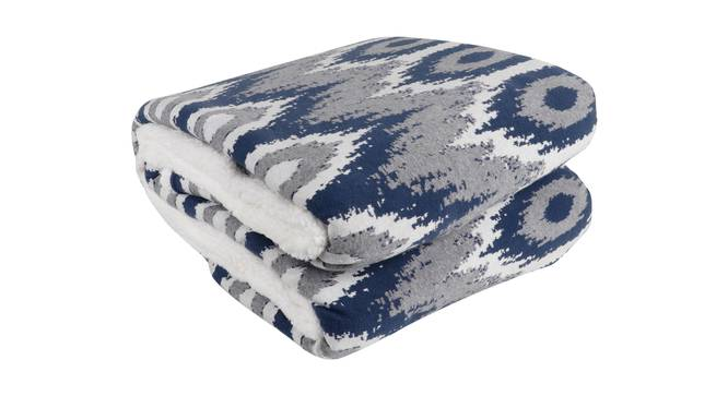 Spangle Throw by Urban Ladder - Design 1 Top View - 323296