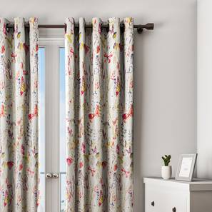 Florence curtain yellow kids 7 ft lp