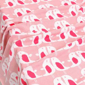 Lovey Dovey Blanket by Urban Ladder - Design 1 Details - 323416