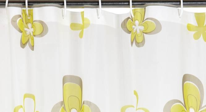 "Elsie Curtain (178 x 198 cm(70"" x 78"") Curtain Size) by Urban Ladder - Design 1 Top Image - 323453"