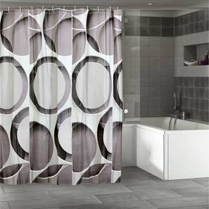 """Phyll Curtain (178 x 198 cm(70"""" x 78"""") Curtain Size) by Urban Ladder - Design 1 Full View - 323474"""