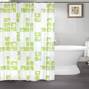 "Alicia Curtain (178 x 198 cm(70"" x 78"") Curtain Size) by Urban Ladder - Design 1 Full View - 323520"