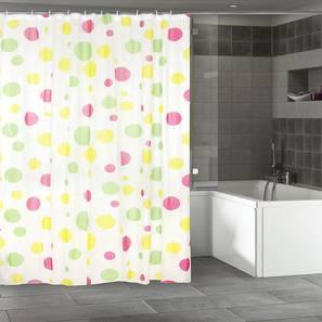 "Casey Curtain (178 x 198 cm(70"" x 78"") Curtain Size) by Urban Ladder - Design 1 Full View - 323534"