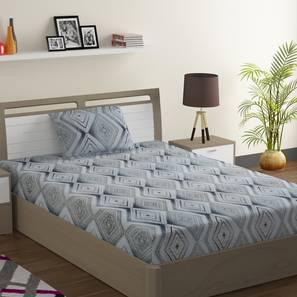 Alexis Bedsheet Set (Single Size) by Urban Ladder - Design 1 Full View - 323562