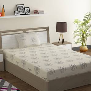 Lila Bedsheet Set (Single Size) by Urban Ladder - Design 1 Full View - 323739