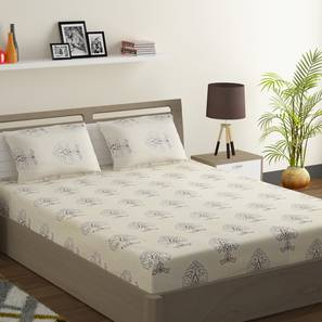 Lila Bedsheet Set (Double Size) by Urban Ladder - Design 1 Full View - 323744