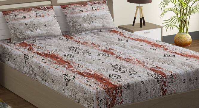 Poole Bedsheet Set (King Size) by Urban Ladder - Design 1 Full View - 323809