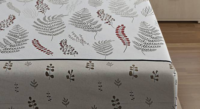 Shelly Bedsheet Set (Single Size) by Urban Ladder - Front View Design 1 - 323860