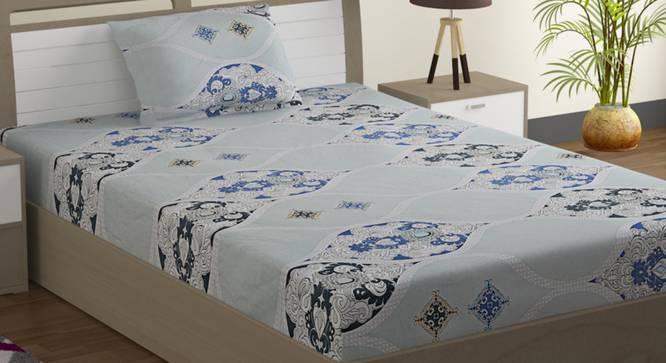 Todd Bedsheet Set (Single Size) by Urban Ladder - Design 1 Full View - 323879