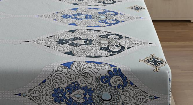 Todd Bedsheet Set (Single Size) by Urban Ladder - Front View Design 1 - 323880