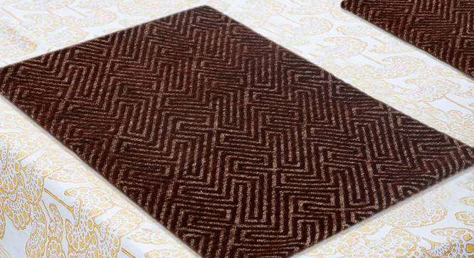 Emma Table Runner (Brown) by Urban Ladder - Design 1 Full View - 323988