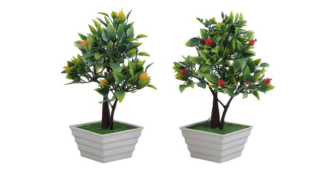 Astera Artificial Plant by Urban Ladder - Design 1 Top View - 324170