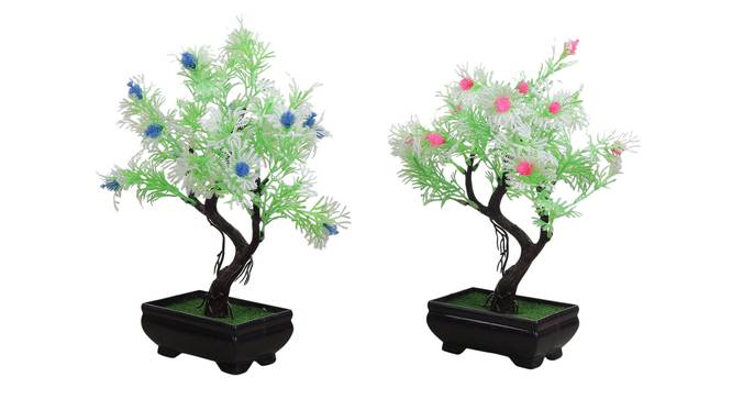 Atticus Artificial Plant by Urban Ladder - Design 1 Top View - 324180