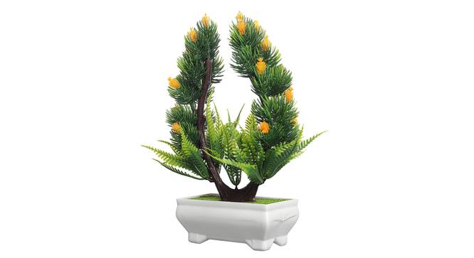 Cora Artificial Plant by Urban Ladder - Design 1 Top View - 324260