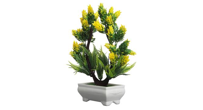Cassia Artificial Plant by Urban Ladder - Design 1 Top View - 324295