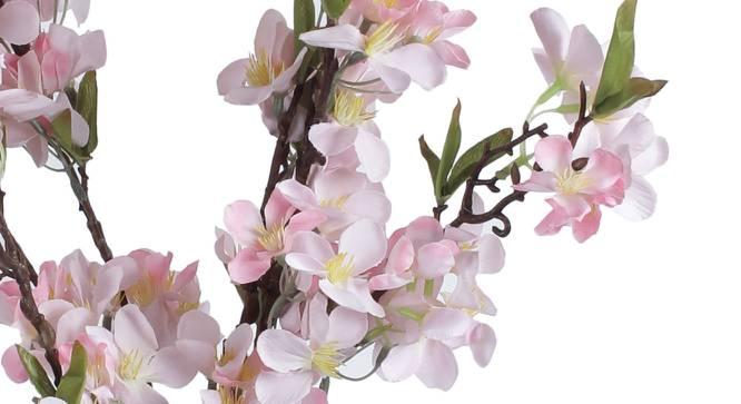 Debra Artificial Flower (Pink) by Urban Ladder - Cross View Design 1 - 325390