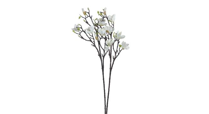 Maria Artificial Flower (White) by Urban Ladder - Front View Design 1 - 325452