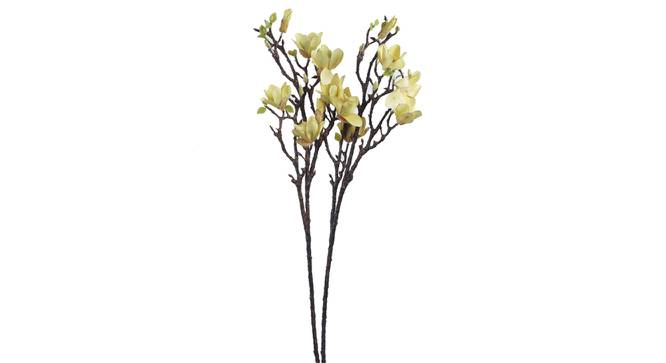 Maria Artificial Flower (Yellow) by Urban Ladder - Front View Design 1 - 325454